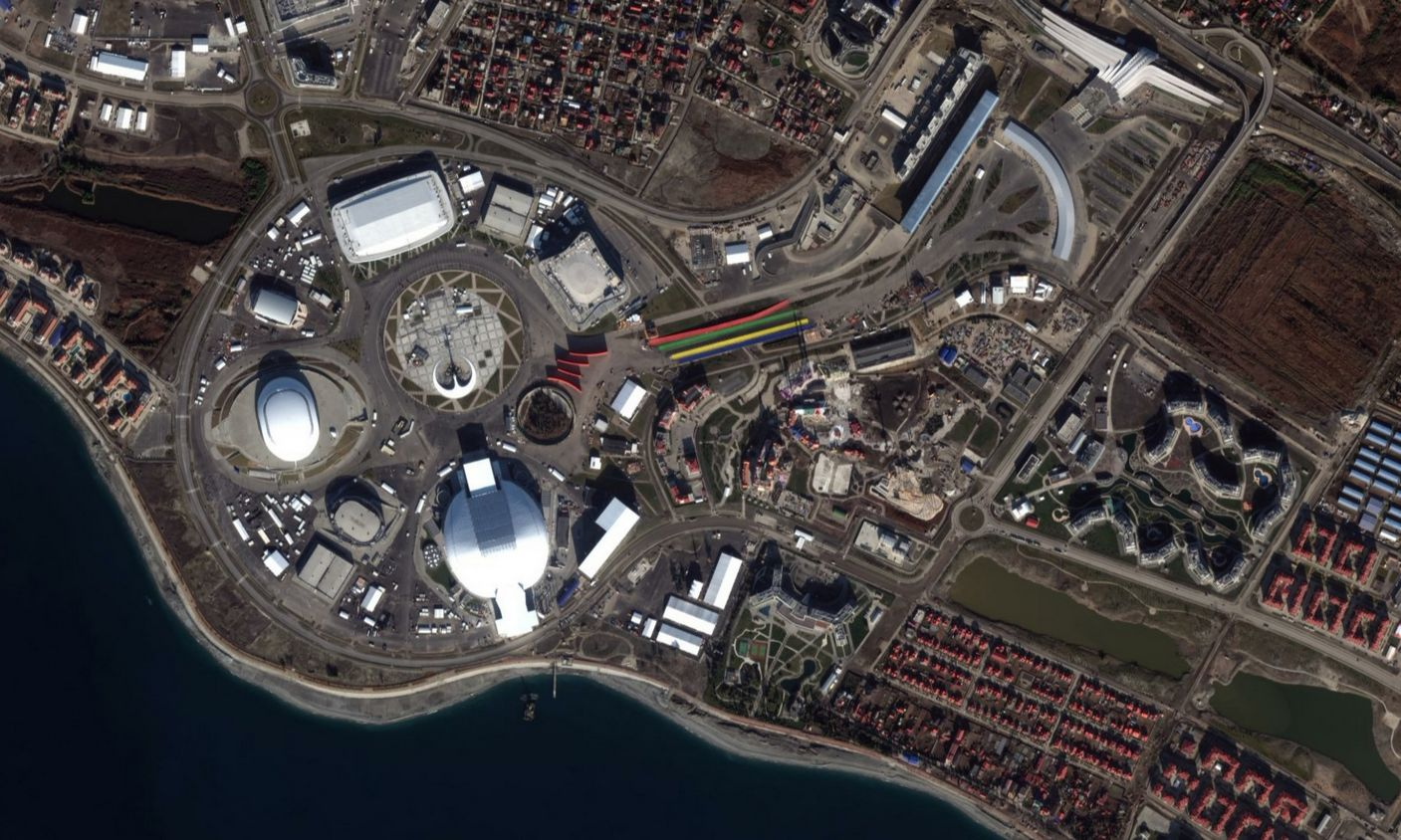 фото из космоса адлер деревянных яйцах яйцах