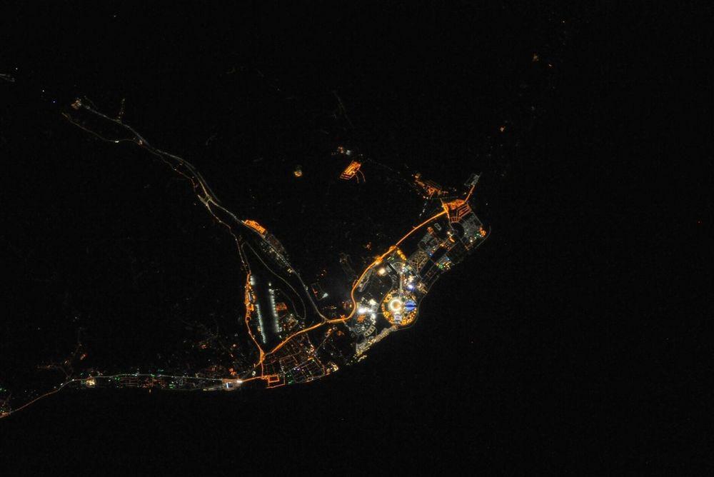 Сочи с космоса - «ОЛИМПИАДА В СОЧИ 2014 и Космос»