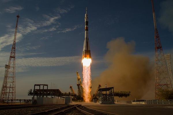 Запуски с космодрома Байконур