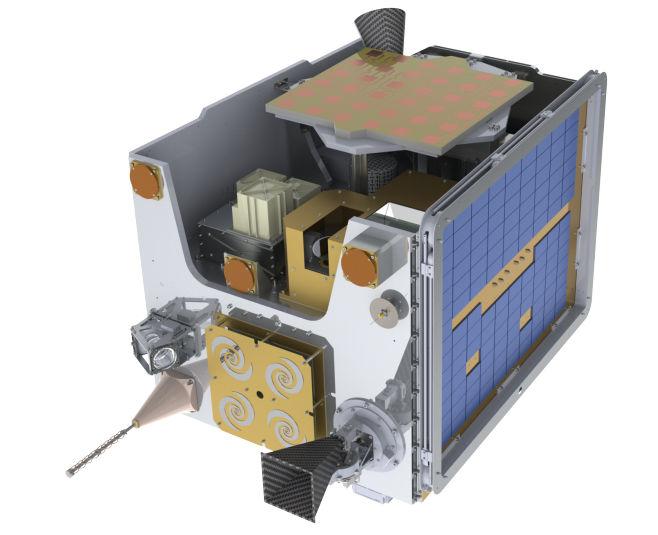Космические аппараты (спутники) Великобритании