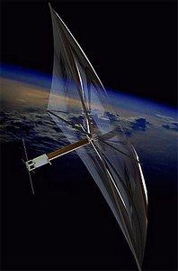 InflateSail  -  небольшой британский КА CubeSat 3U разработанный студентами Космического центра Суррея - Университета Суррея для тестирования нескольких технологий в космосе
