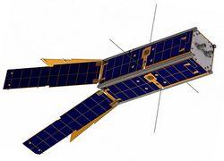 LituanicaSAT 2 (QB50 LT01) - небольшой литовский КА CubeSat 3U, разработанный в рамках международного проекта QB50