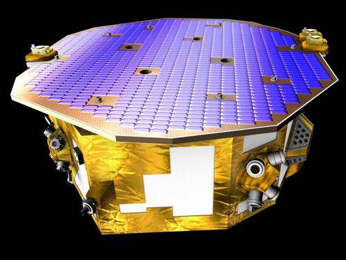 LISA-Pathfinder – европейский космический аппарат для измерения гравитационных волн в рамках проекта LISA