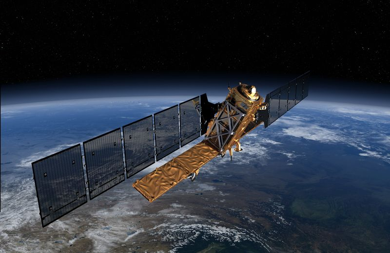 Спутники ДЗЗ Sentinel 1А, 1В