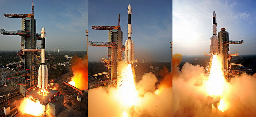 Список космических запусков в 2014 году
