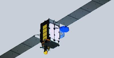 Военный спутник связи Японии DSN 2 (Kirameki 2)