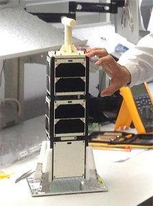 SamSat-218 – российский научный наноспутник