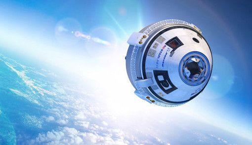 Космический корабль CST-100 Starliner компании Boeing
