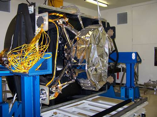 JWST (James Webb Space Telescope) MIRI