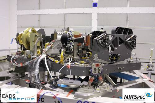 JWST (James Webb Space Telescope) nirspec