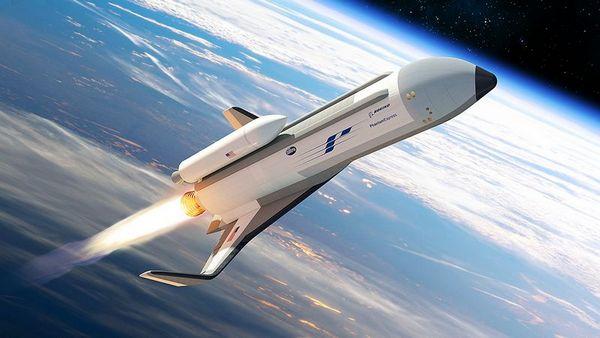 Phantom Express (XS-1) - автономный экспериментальный многоразовый космический самолет