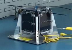 Nayif 1 – первый наноспутник в ОАЭ созданный в формате 1U CubeSat