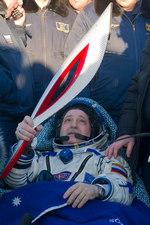 Экипаж 37-й экспедиции МКС на ТПК «Союз ТМА-09» успешно вернулся на Землю