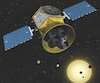Cпутник-охотник за экзопланетами  Transiting Exoplanet Survey Satellite (TESS)