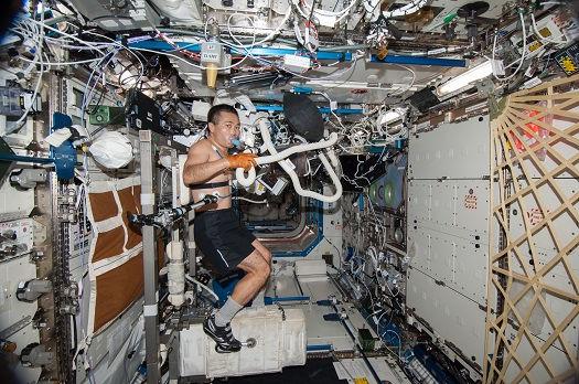 Операции и эксперименты на МКС