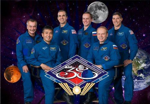 экипаж 38/39-й длительной экспедиции на МКС