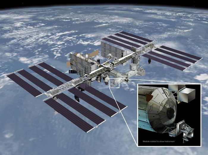 НАСА официально сообщили о завершении миссии ISS Rapid Scatterometer (RapidScat)