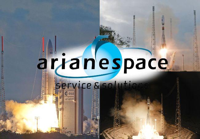 Новости компании Arianespace