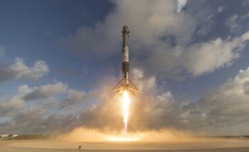 BulgariaSat 1 станет вторым по счету спутником, отправленным в космос с помощью повторно используемой ракетой Falcon 9