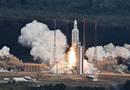 21 декабря с космодрома Куру в космос отправилось два спутника связи