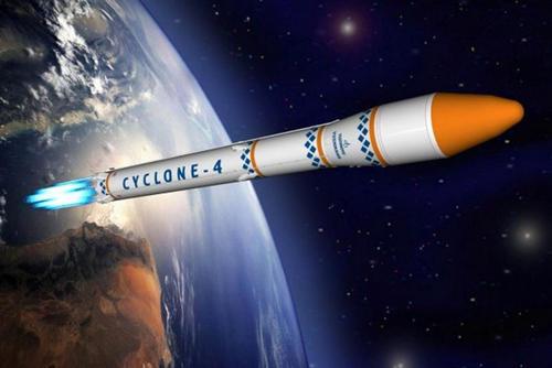 ракета Цыклон 4