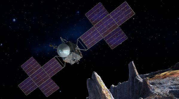 Миссия Психея (Psyche) долетит к астероиду на 4 года раньше, чем планировалось