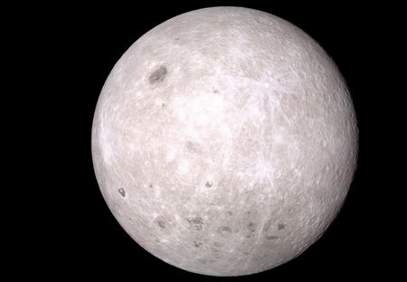 Обратная сторона Луны, как она выглядит? Новое видео от НАСА