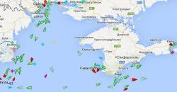 Карта движения морских судов онлайн. Поиск судна по названию
